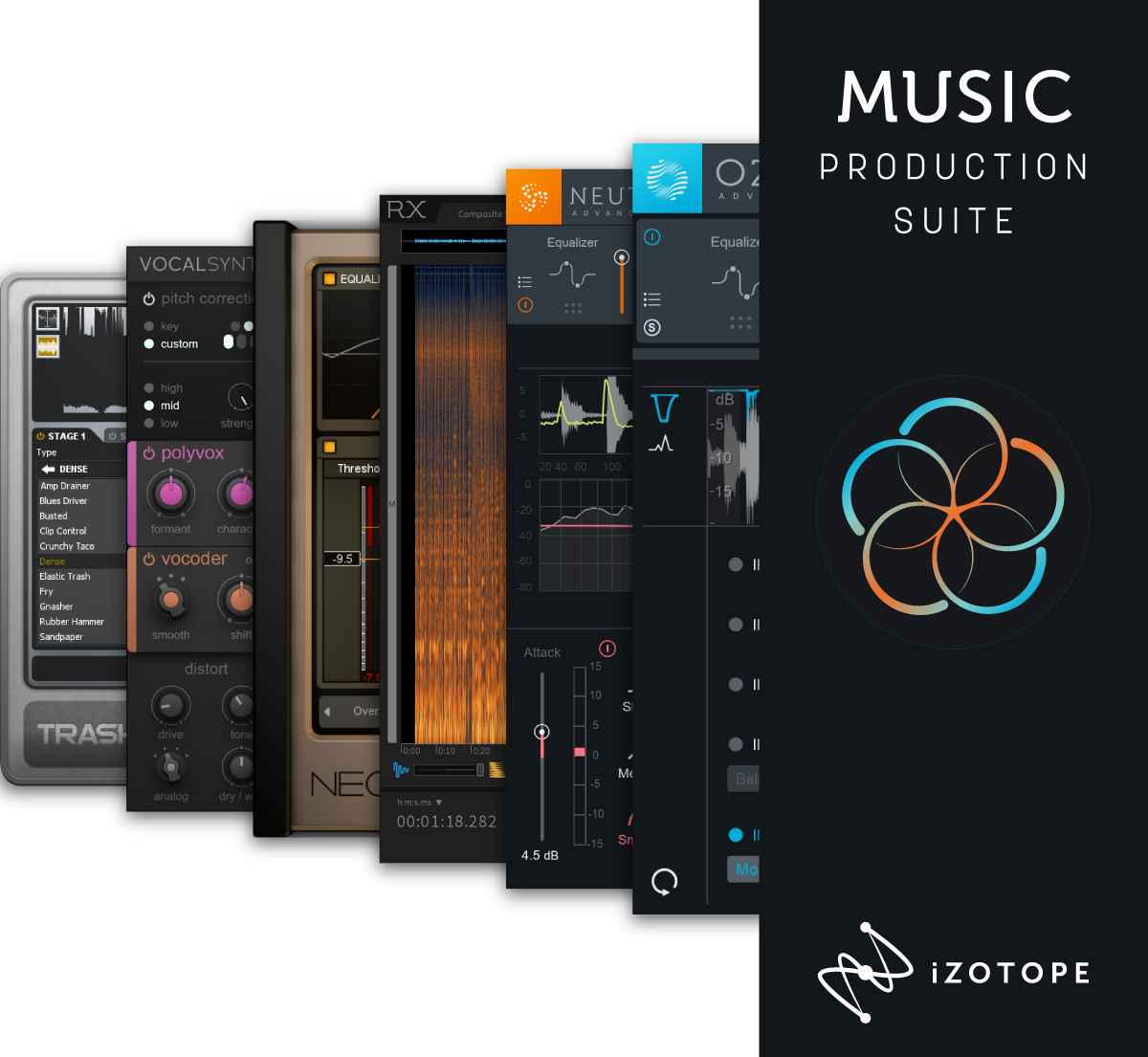[DTMスクールニュース]izotope-music-production-suite