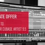[DTMスクールニュース]Cubase9.5へのアップデートが40%OFF!