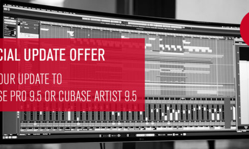 [DTMスクールニュース]cubase-pro-artist-9-5-update