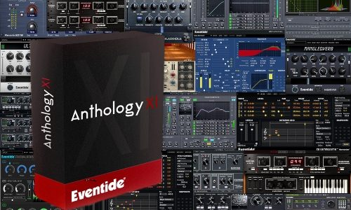 [DTMスクールニュース]eventide-all-in-pack-anthology-xi-sale