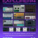 [DTMスクールニュース]Rob Papenのオールインワンパッケージ「eXplorer4」のクロスグレード版が割引中!