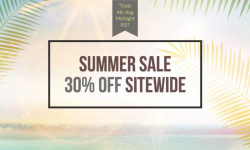 [DTMスクールニュース]sonic-academy-summer-sale