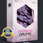 [DTMスクールニュース]名機TR-808と909のサウンドライブラリ「Synthetic Drums」が発売!