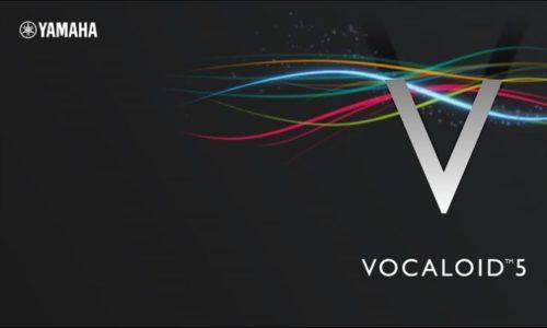 [DTMスクールニュース]yamaha-new-vocaloid-5
