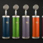[DTMスクールニュース]Blue Microphones「Bottle」数量限定のカスタムショップ・モデルが発売!