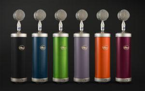 [DTMスクールニュース]blue-microphones-bottle-custom-shop