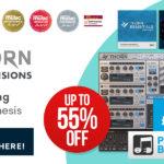 [DTMスクールニュース]Dmitry Sches Audioの「Thorn」が最大55%OFFのセール価格で販売中!