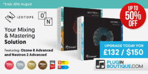 [DTMスクールニュース]izotope-plugin-ozone-neutron-music-production