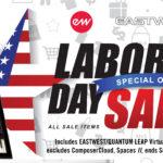 [DTMスクールニュース]Labor Day セールを各社が開催中!