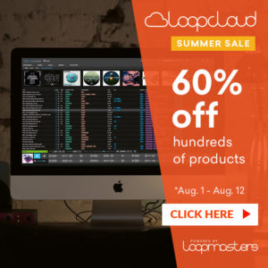 [DTMスクールニュース]loopmasters-cloud-services-loopcloud-sale