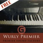 [DTMスクールニュース]Premier Sound Factory「Wurly Premier G」が無料!