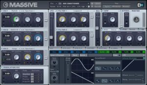 [DTMスクールニュース]synthesizer-massive-50off