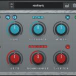 [DTMスクールニュース]Audio Thingの8bitリバーブ「miniVerb」がリリース!