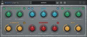[DTMスクールニュース]audio-thing-8bit-reverb-miniverb-release