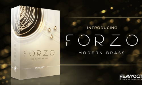 [DTMスクールニュース]heavyocity-forzo-modern-brass-release