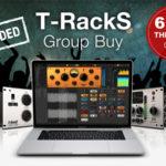 [DTMスクールニュース]IK Multimedia「T-RackS Group Buy」の期間が延長!さらに無償プラグインも増!