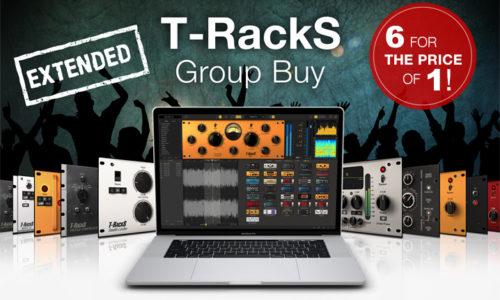 [DTMスクールニュース]ik-multimedia-t-racks-group-buy-extended