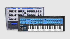 [DTMスクールニュース]novation-v-station-bass-station-bundle-sale