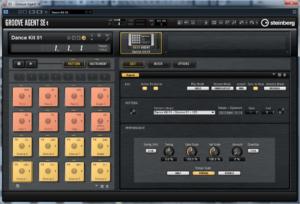 Cubase使い方-GrooveAgentSE
