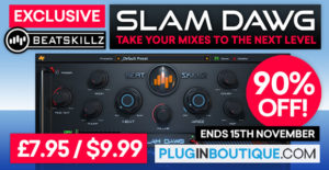 [DTMスクールニュース]beatskillz-slam-dawg-sale-2018
