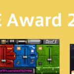 [DTMスクールニュース]Juiceで作られたプラグインのNo.1を決める「JUCE Award 2018  」開催!