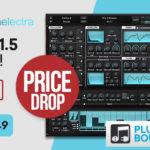 [DTMスクールニュース]Plugin Boutique「Carbon Electra」がセール価格で販売中!