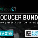 [DTMスクールニュース]SoundSpot「Producer Bundle」セール中!