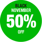 [DTMニュース]discoDSPが「BLACK NOVEMBER SALE」を開催中!