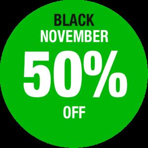 [DTMニュース]discodsp-black-november-2018