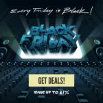 [DTMスクールニュース]Plugin Alliance「Black Friday Sale」スタート!