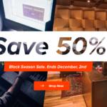 [DTMニュース]UJAMのブラックフライデーセール「Black Season Sale」が開催中!