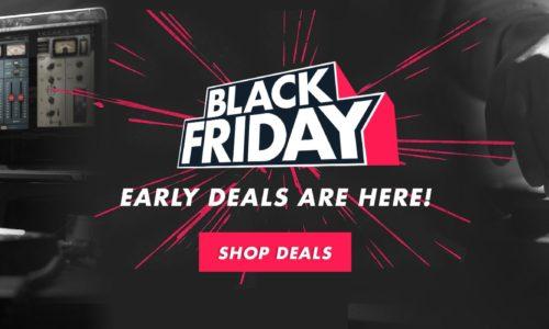 [DTMスクールニュース]waves-black-friday-early-deals-2018