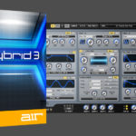 [DTMニュース]AIR Music Technology「Hybrid 3」がBest Serviceにて無料配布中!