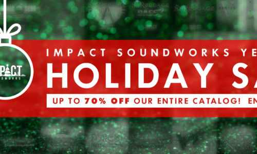 [DTMニュース]impact-soundworks-year-end-2018