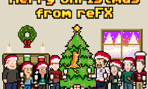 [DTMニュース]refx-christmas-sale-2018