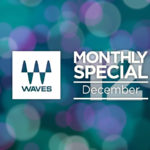 [DTMニュース]Wavesの12月のプロモーション「Waves December Sale」が開催中!新製品の「Flow Motion FM Synth」も対象!