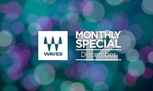 [DTMニュース]waves-december-sale-2018