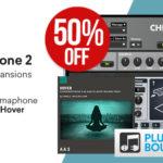 [DTMニュース]Applied Acoustics Systems(AAS)の「Chromaphone 2」とプリセットパックが半額セール中!