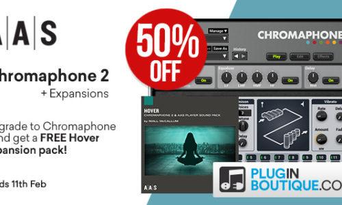 [DTMニュース]aas-chromaphone-2-sale-2019