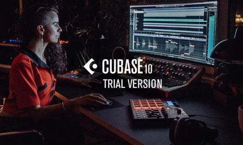 [DTMニュース]cubase-trial