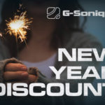 [DTMニュース]G-Soniqueが年明けセール「NEW YEAR DISCOUNT」を開催中!