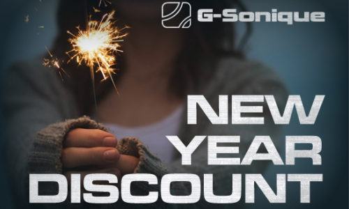 [DTMニュース]g-sonique-new-year-2019