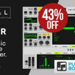 [DTMニュース]Plugin Boutiqueでセール中のInitial Audio社のプラグインをまとめて紹介!