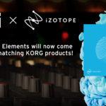[DTMニュース]KORGのMIDIコントローラーやシンセに「Ozone Elements」が無料で付いてくるキャンペーン!