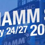 [DTMニュース]アメリカ最大の楽器ショー「NAMM SHOW 2019」が2019/01/24から27まで開催!