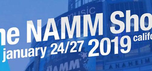 [DTMニュース]namm-show-2019