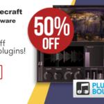 [DTMニュース]Stagecraftのシンセサイザーやエフェクトなどのプラグインが最大87%offのセール価格で販売中!