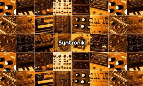 [DTMニュース]ik-multimedia-syntronik-sale-2019