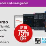 [DTMニュース]iZotope「Vocal Chain Bundle」がセール価格で販売中!