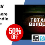 [DTMニュース]Audiority社の「Omnisphere Total Bundle」がPlugin Boutiqueで半額セール中!